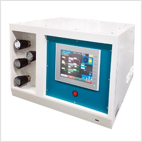 3種ガス混合モデル 自動ガス混合装置 HN-2G1L