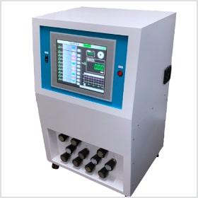 10種ガス 自動ガス混合装置 HN-10G
